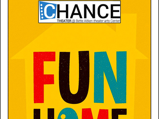"REVIEW: ""Fun Home"" — Chance Theater, Anaheim"