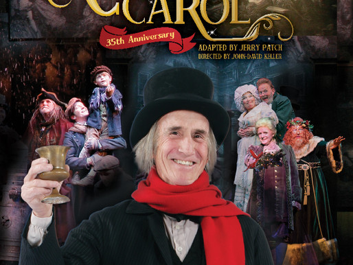"REVIEW: ""A Christmas Carol"" — South Coast Repertory, Costa Mesa"
