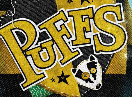 """REVIEW: """"Puffs, or Seven Increasingly Eventful Years at a Certain School of Magic and Magic"""" Alchemy"""