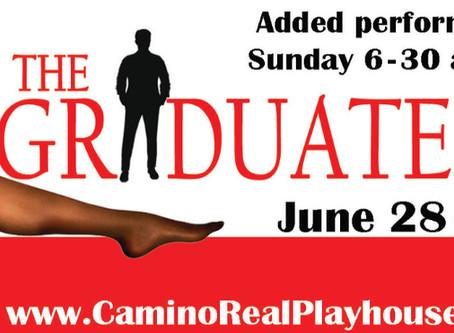 "REVIEW: ""The Graduate"" — Camino Real Playhouse, San Juan Capistrano"