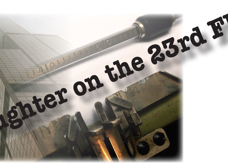 """REVIEW: """"Laughter on the 23rd Floor"""" — Newport Theatre Arts Center"""