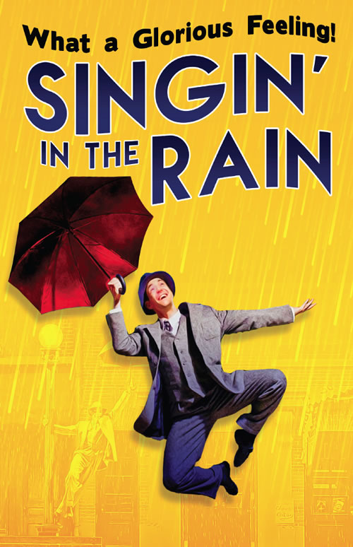 Review Quot Singin In The Rain Quot La Mirada Theatre For The