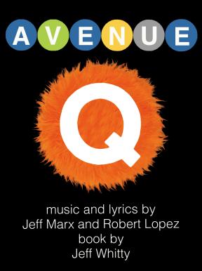 """Avenue Q"" - Costa Mesa Playhouse"