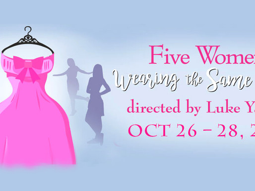 REVIEW: Five Women Wearing the Same Dress - Golden West College Stage West Theater