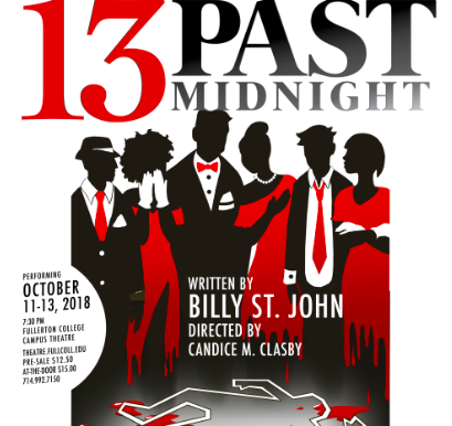 REVIEW: 13 Past Midnight - Fullerton College Theatre Arts