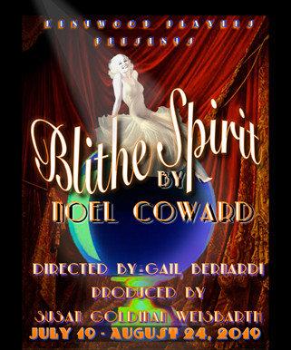"REVIEW: ""Blithe Spirit"" – Kentwood Players at Westchester Playhouse"