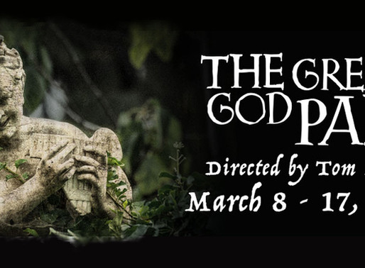 """REVIEW: """"The Great God Pan"""" - Golden West College Theater Arts Mainstage"""