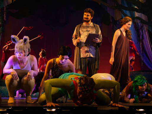 REVIEW: Children of Eden - CSUF Clayes Performing Arts Center