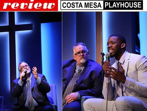 """REVIEW - """"The Christians,"""" Costa Mesa Playhouse"""