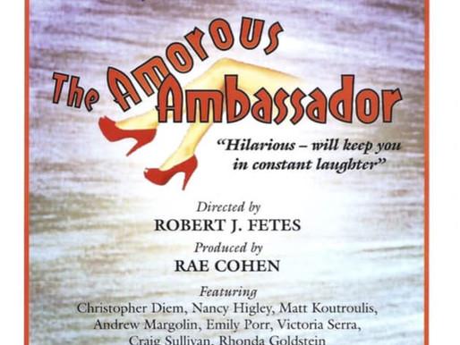 REVIEW: The Amorous Ambassador - Newport Theatre Arts Center, Newport Beach