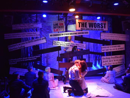 """REVIEW- """"Spring Awakening,"""" The Lounge Theatre, Hollywood"""