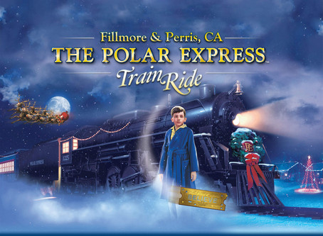REVIEW: THE POLAR EXPRESS™ Train Ride – Perris & Fillmore, CA