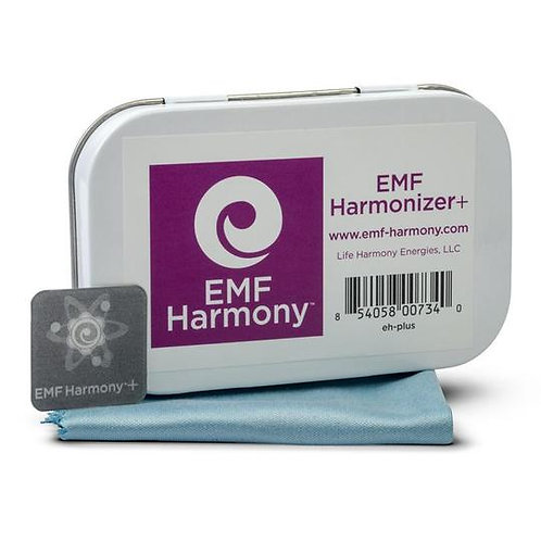 EMF HARMONIZER+ FOR CELL PHONES & WIFI ROUTERS