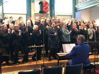 Danke an die Albert Singers !