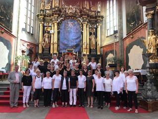 Frauenchor Wettringen in Prag