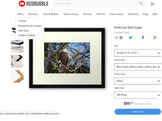 Becoming a Seller on Redbubble