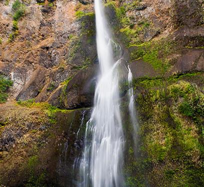Upper Multnomah Falls