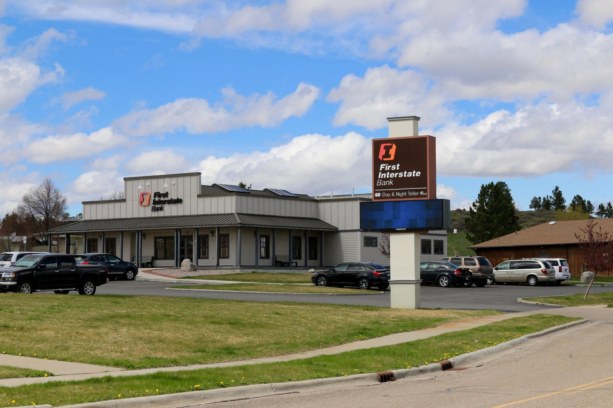 Local First Interstate Bank