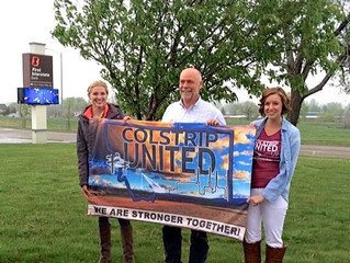 Greg Gianforte Visits The People Of Colstrip