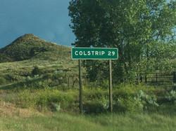 29 Miles to Colstrip