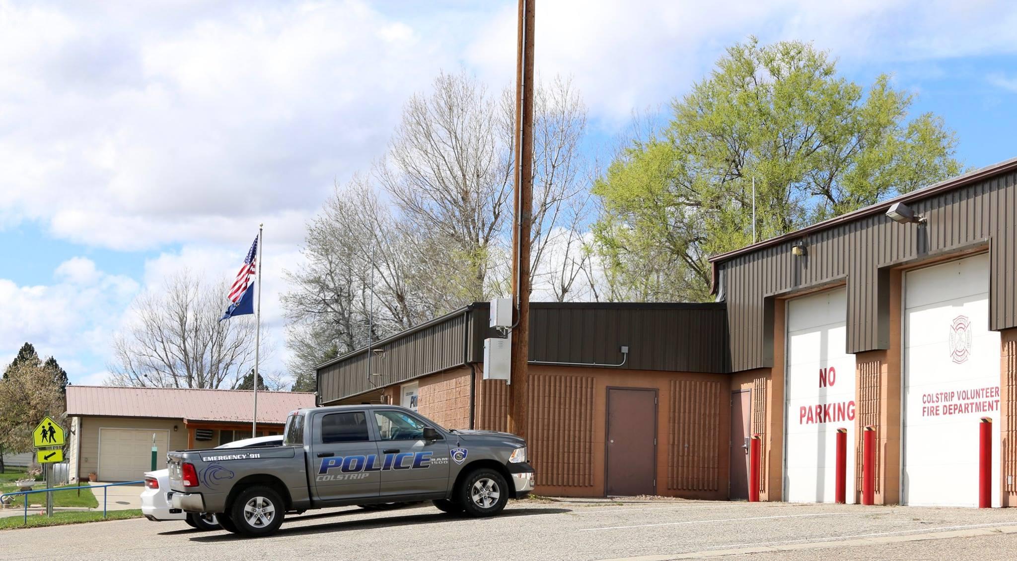 Colstrip Police Station