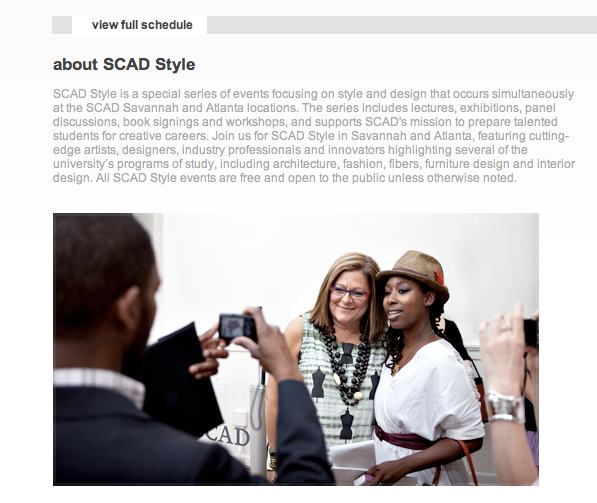SCAD STYLE