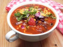Chicken Enchilada Stew