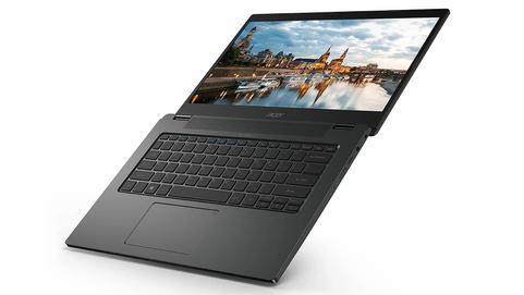 Новый защищенный от механических повреждений ноутбук TravelMate P4 от Acer теперь в России