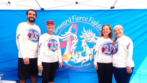 Broward Fierce Fighters | Hollywood, FL | BCS Dragon Boat Team