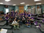 2017-18 Jazz band