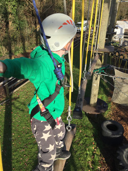 High Ropes Aerial Trekking Jersey CI