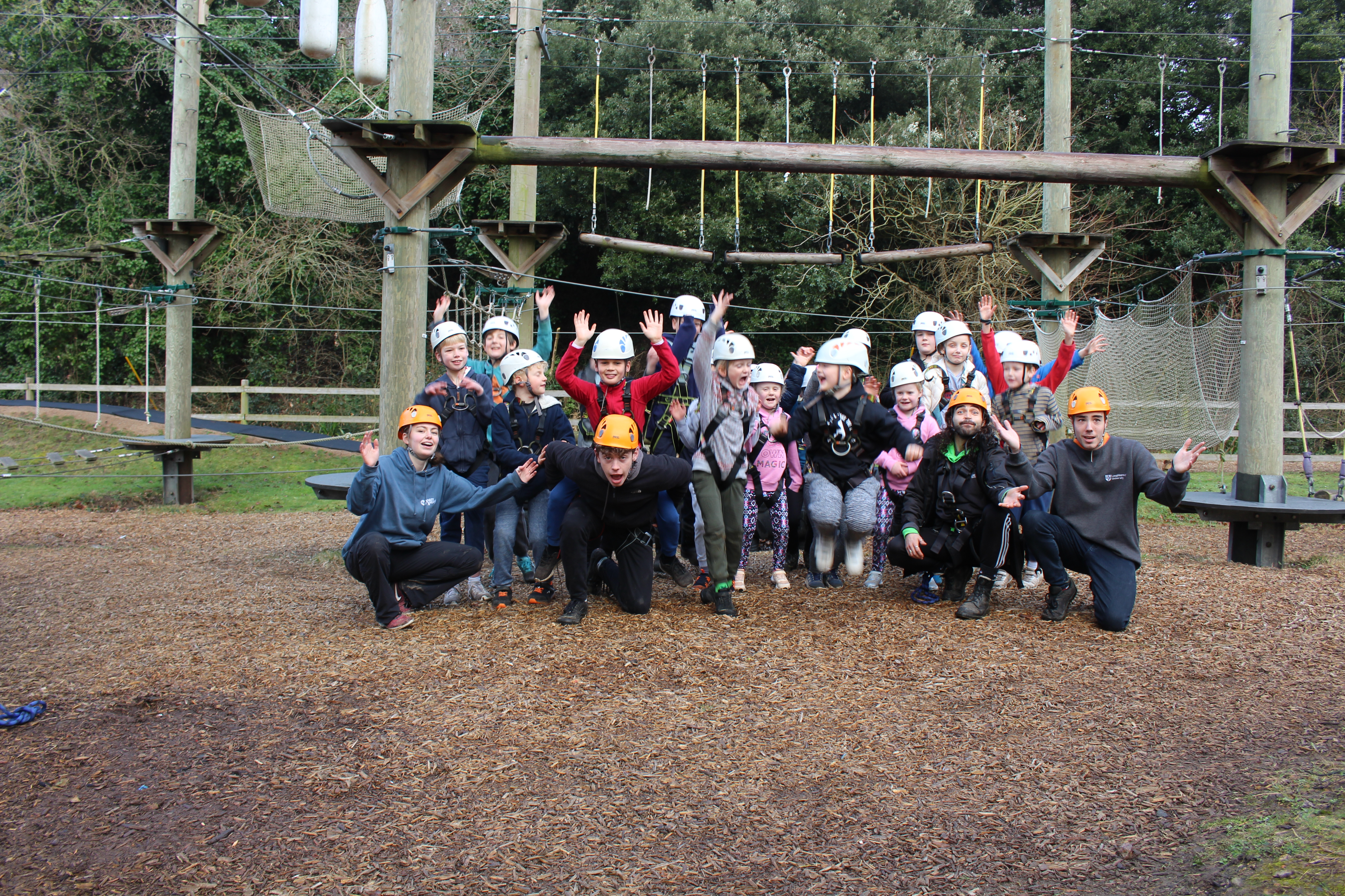 Kid's Club Jersey Valley Adventure