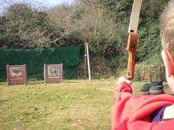 Archery at Valley Adventure Centre J