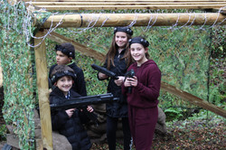 Laser Tag at Valley Adventure Centre