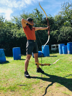 Archery at Valley Adventure Centre