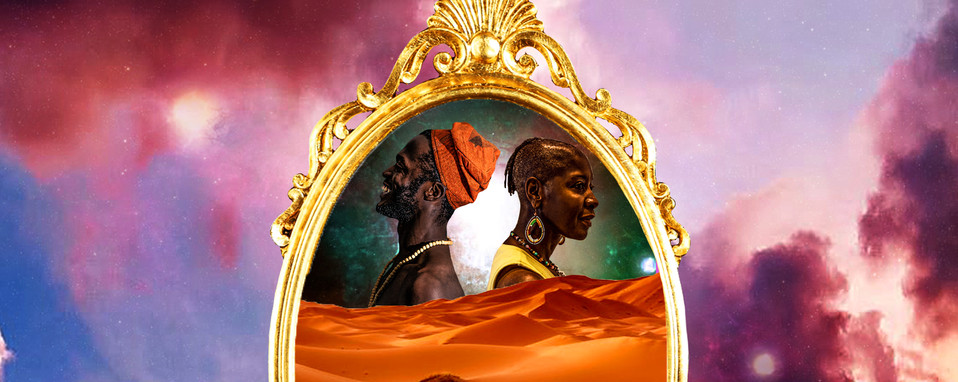 Afro Futuristic Harlem