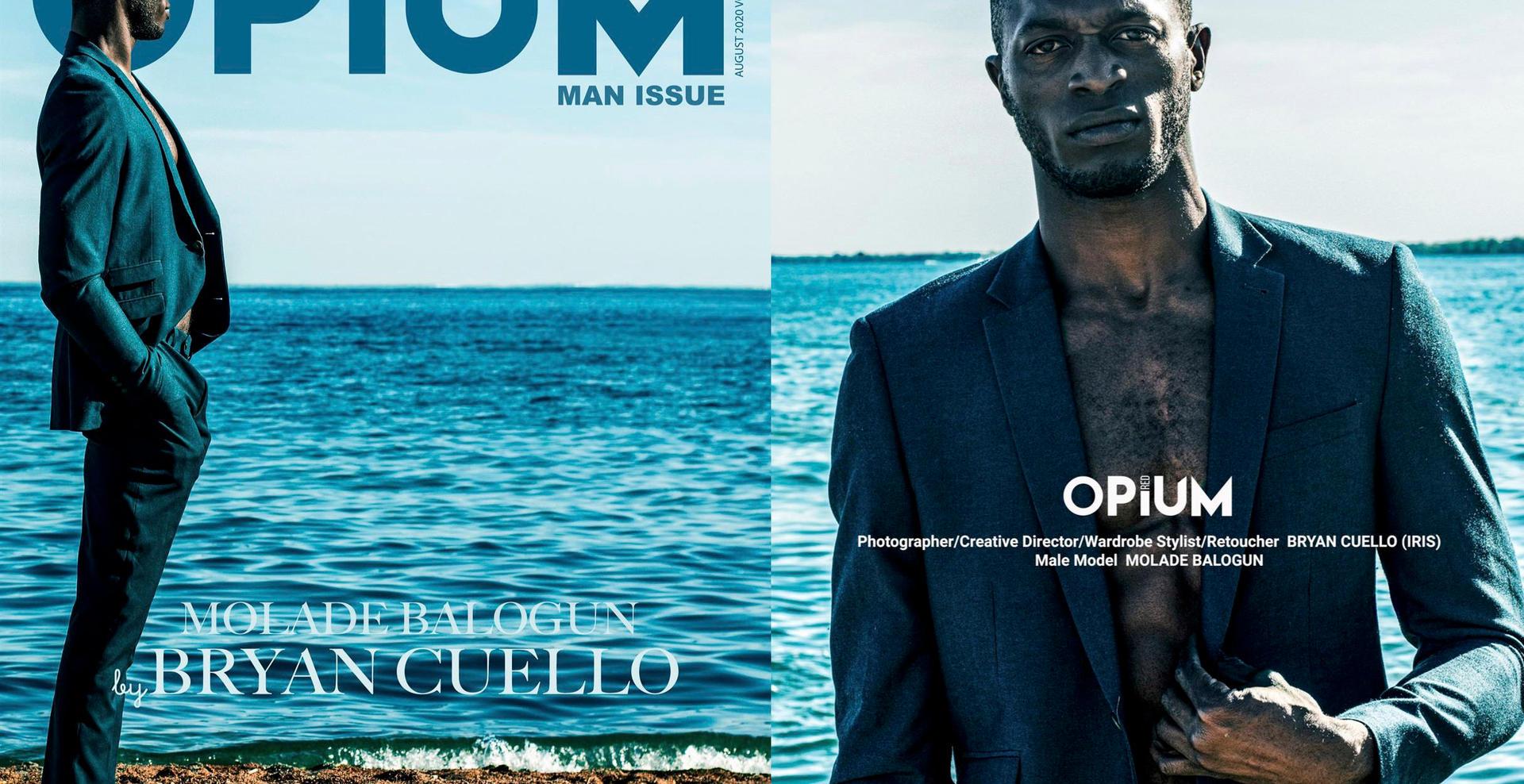 Saphire Coast published on Opium