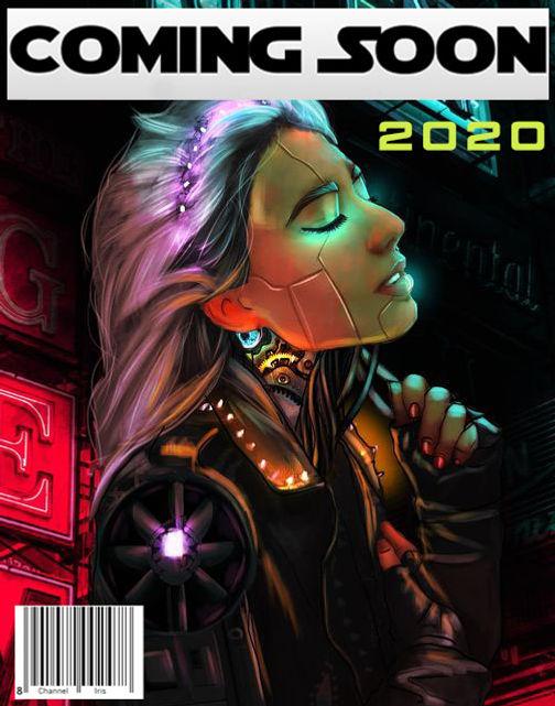 CyberPunk, CyberPunk 2077, Channel Iris