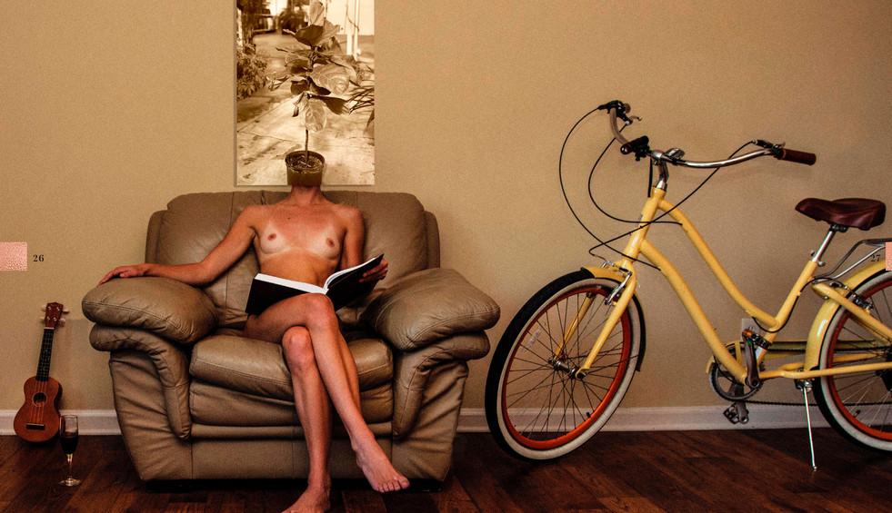 Published on Elegant Magazine  Photographer: Bryan Jovan Cuello  Model: Arianna Hubert