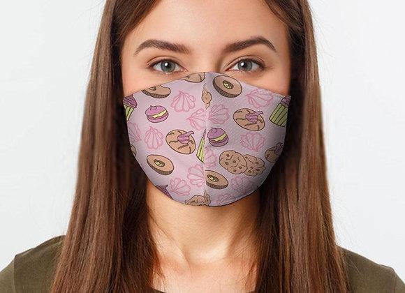 Sweet Treats Face Mask