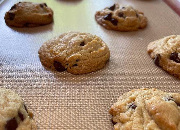 Pre Order! Chocolate Chip Cookies-  1 dozen