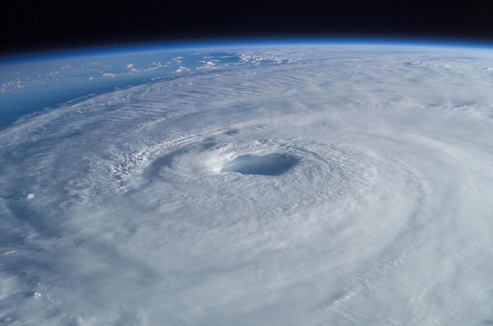 Hurricane Irene Image Courtesy of Pixabay @ WikiImages