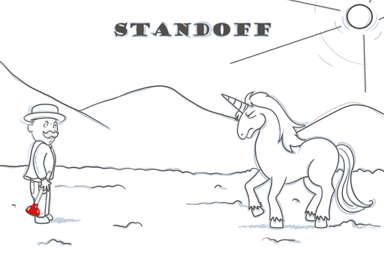 The Standoff - Unicorns vs Plungers