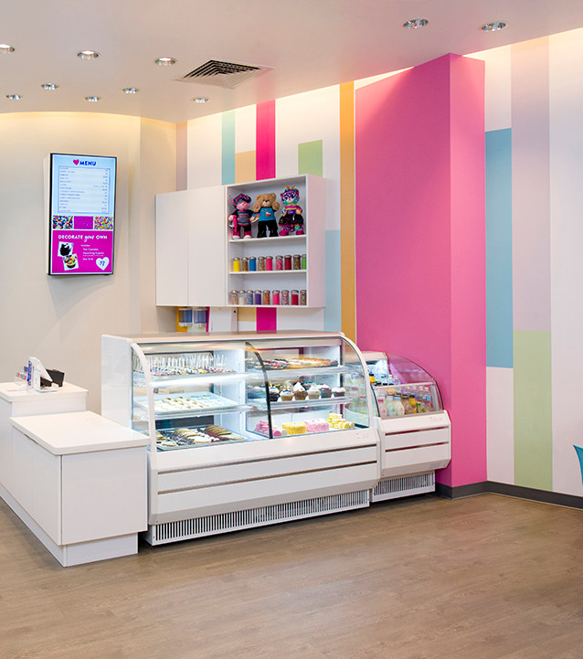 Build a Bear Bakeshop at Mall of America