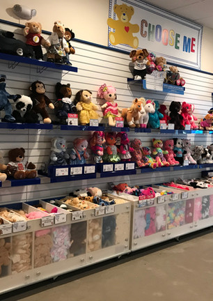 Build A Bear at Beachwood, OH