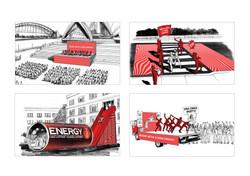 Coke Activation concepts