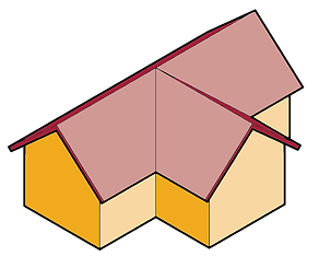 Gable Roof, Gable and Valley Illustration.png