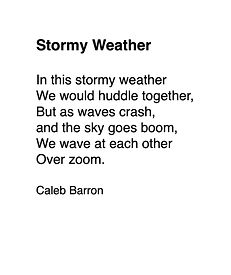 Caleb Barron - Stormy Weather
