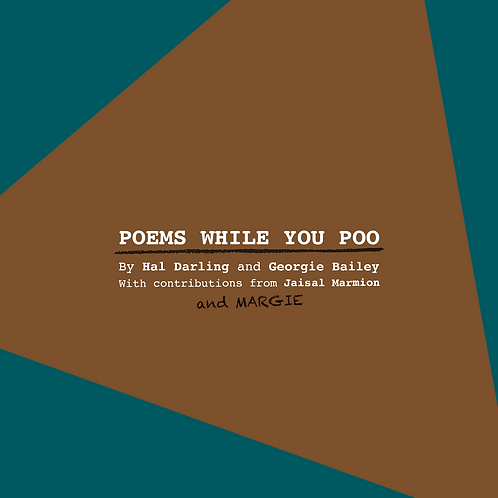 Poems While You Poo (Paperback)