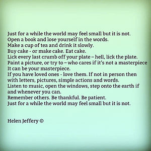 Helen Jeffery - Just For A While